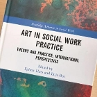 Boek: Art in social work practice